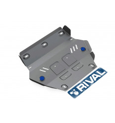 Защита радиатора Isuzu D-Max 333.9101.1