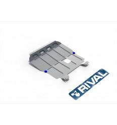 Защита картера и КПП Ravon Nexia R3 333.1001.1
