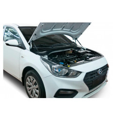 Амортизатор (упор) капота Hyundai Solaris AK.2312.1