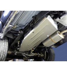 Защита топливного бака УАЗ Patriot ZKTCC00214