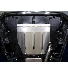 Защита картера Subaru XV ZKTCC00320