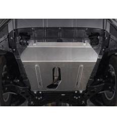 Защита картера, КПП, заднего дифференциала, топливного бака и адсорбера Geely Atlas ZKTCC00384K