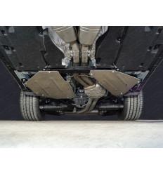 Защита топливного бака Porsche Cayenne ZKTCC00399