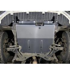 Защита картера и топливного бака Lifan X60 ZKTCC00328K