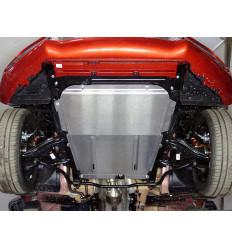 Защита картера, КПП и топливного бака Lada (ВАЗ) XRAY ZKTCC00254K