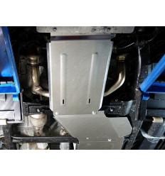 Защита КПП Cadillac Escalade ZKTCC00194