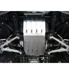 Защита радиатора Cadillac Escalade ZKTCC00197
