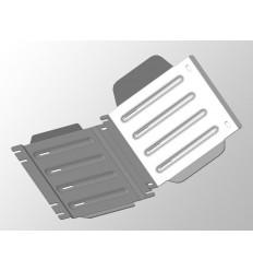 Защита топливного бака Cadillac Escalade ZKTCC00294
