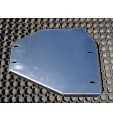 Защита топливного бака Hyundai ix35 ZKTCC00136