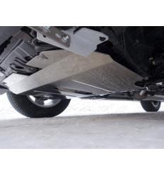 Защита картера, КПП и топливного бака Geely Emgrand X7 ZKTCC00402К