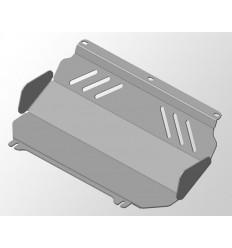 Защита радиатора Fiat Fullback ZKTCC00046