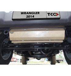 Защита радиатора Jeep Wrangler ZKTCC00069