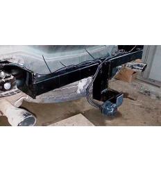 Изготовление фаркопа на автомобиль под заказ