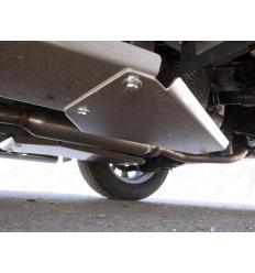 Защита левого бака Mazda CX- 5 ZKTCC00127