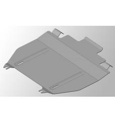Защита картера, КПП, топливного бака и дифференциала Honda CR-V ZKTCC00232K
