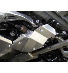 Защита дифференциала Honda CR-V ZKTCC00343