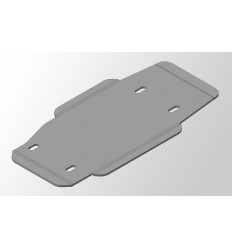 Защита заднего дифференциала Subaru Outback ZKTCC00044