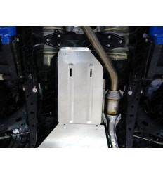 Защита КПП Subaru Outback ZKTCC00140