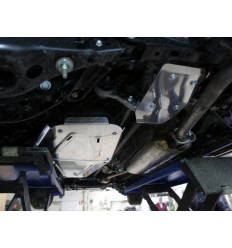 Защита дифференциала Toyota RAV4 ZKTCC00175