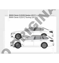 Фаркоп на BMW 3 E0801EA