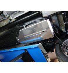 Защита топливного бака Nissan Terrano ZKTCC00077