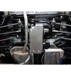 Защита дифференциала Nissan Terrano ZKTCC00076