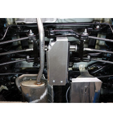 Защита дифференциала Renault Duster ZKTCC00076
