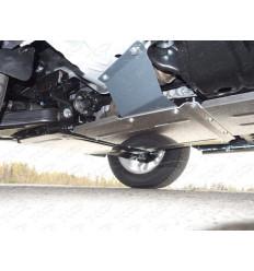 Защита картера Mitsubishi Pajero ZKTCC00051
