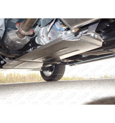 Защита КПП Mitsubishi Pajero ZKTCC00052