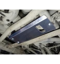 Защита заднего редуктора Volkswagen Touareg ZKTCC00108