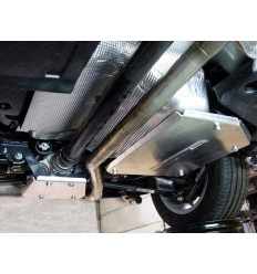 Защита топливного бака Jeep Renegade ZKTCC00169