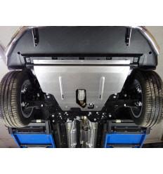 Защита картера, топливного бака и заднего редуктора Jeep Renegade ZKTCC00252K