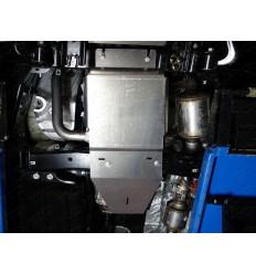 Защита КПП и РК Land Rover Discovery ZKTCC00179