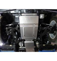 Защита картера, КПП и РК Land Rover Discovery ZKTCC00255K