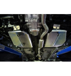 Защита топливного бака Jeep Compass ZKTCC00084