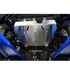 Защита картера, КПП и топливного бака Jeep Compass ZKTCC00251K