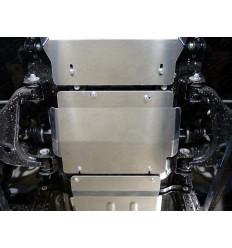 Защита картера Toyota Fortuner ZKTCC00030
