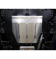 Защита картера Subaru Forester ZKTCC00387