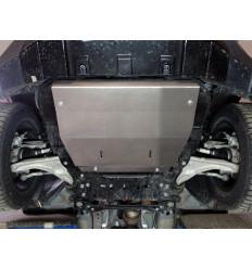 Защита картера, КПП и заднего дифференциала Land Rover Evoque ZKTCC00257K