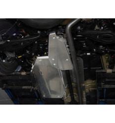 Защита дифференциала Hyundai Santa Fe ZKTCC00375