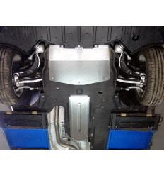 Защита картера и КПП Jaguar XF ZKTCC00249K