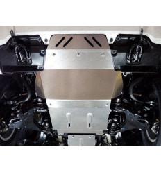 Защита картера Lexus LX570 ZKTCC00035