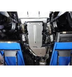 Защита КПП Lexus LX570 ZKTCC00036