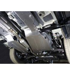 Защита топливного бака Mitsubishi Outlander ZKTCC00070