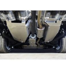 Защита топливного бака Nissan Qashqai ZKTCC00112