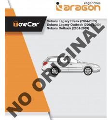 Фаркоп на Subaru Legacy E6003AV