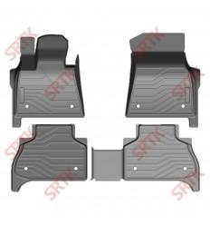 Коврики в салон BMW X5 3D.BM.X.5.18G.08006