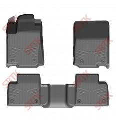 Коврики в салон Mercedes-Benz GLE Coupe 3D.MB.GLE.C.15G.08004