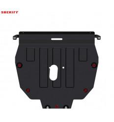 Защита картера и КПП Honda CR-V 09.3624