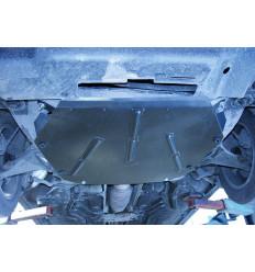 Защита радиатора Volvo V70 25.0055